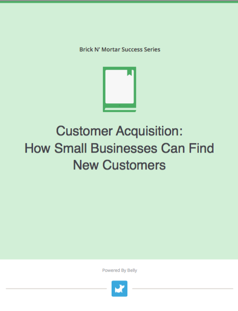 How small businesses can find new customers