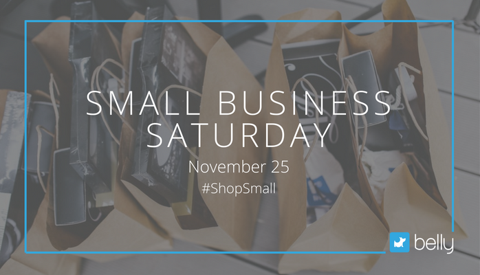 Small business saturday loyalty