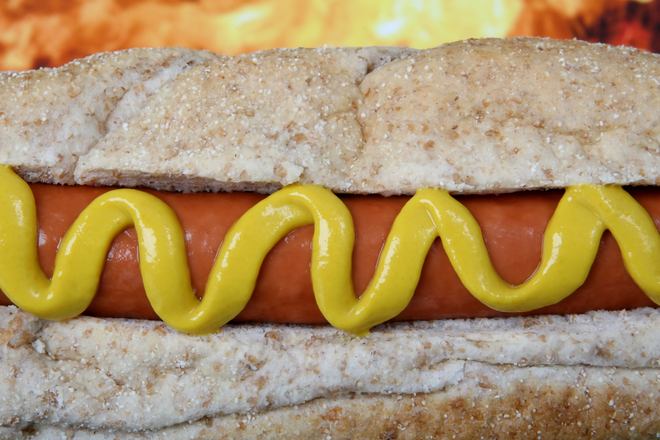 hot-dog-with-red-sausage-meat-and-mustard-1632181